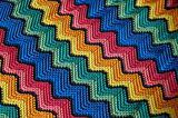 Color detail blankets
