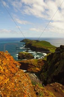 Ponta de Sao Lourenco, Madeira island