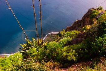 Cabo Girao Cliff, Madeira island