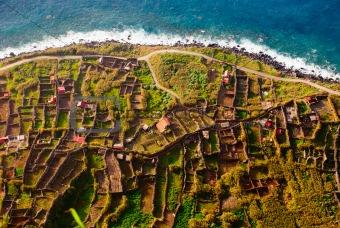 View on Achadas da Cruz, Madeira island