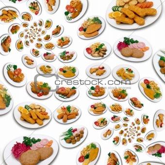 Plenty meals