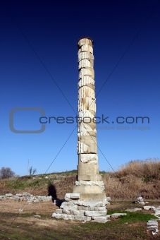 Ruins of Temple of Artemis
