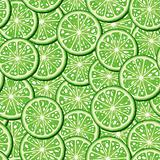 Limes seamless background