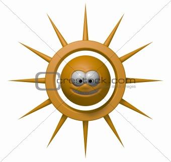 grin sun