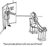 Private calls
