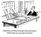 Peter principle