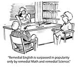 Remedial math