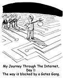 An Internet Journey