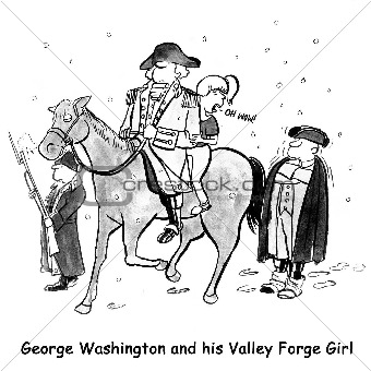 Historical Figure George Washington