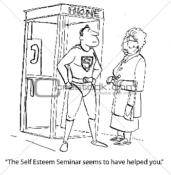Self-Esteem Seminar was Helpful