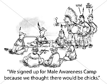 Male Awareness Camp