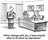 Therapist Fails with Client