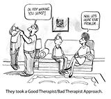 Good Therapist/Bad Therapist