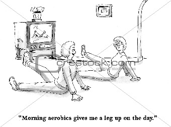 Morning Aerobics