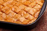 Photo: Baklava In Tray