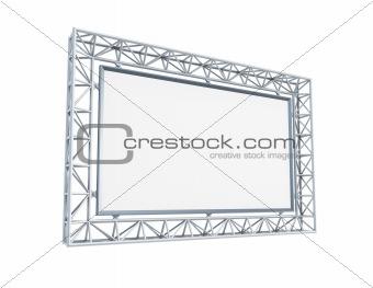 modern billboard
