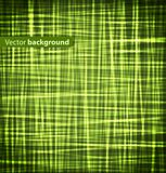 Green abstract background with lines. Vector illustration eps10