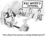 Women's Apparel Marketing
