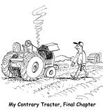 Farm Tractor