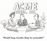 Acme cereal