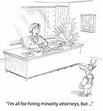 Minority attorneys