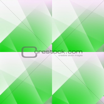 Green lightful seamless abstract background.