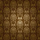 damask seamless floral pattern