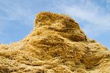 stack of straw