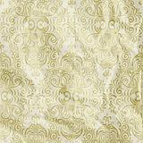 vector seamless vintage wallpaper with seamless floral pattern
