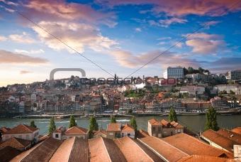 Old city Porto