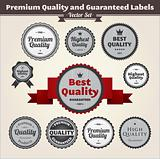 Premium Quality And Guaranteed Labels