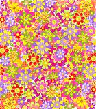 Nice background. abstract floral pattern. Vector illustration