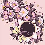 Daisy background set 1