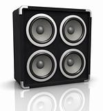 concert audio speaker