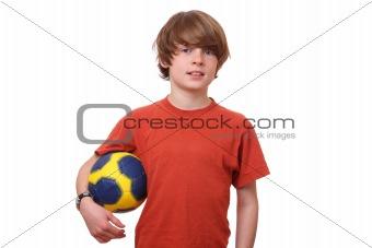 Ball player