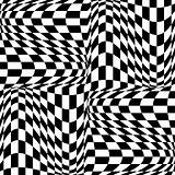 Op Art Background #6