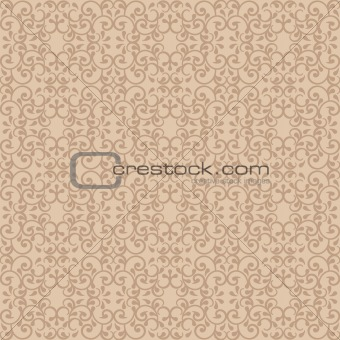 Posh Pattern_Beige