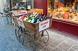 WIne for sale in Uzes France