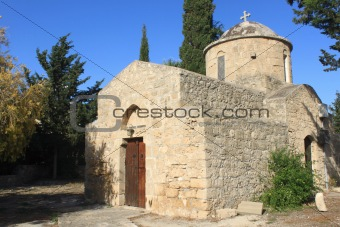 Agios Antoniou church