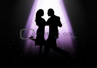 Dancing Under The Light