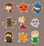 Halloween stickers