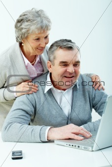 Senior users