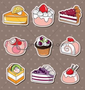 cake stickers
