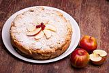 Photo: Apples Cake