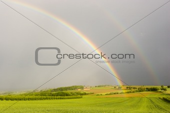 The end of the rainbow