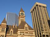 Historic Toronto City Hall