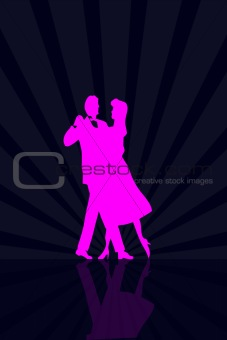 Couple Dancer
