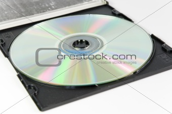 cd on a slim box