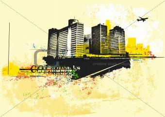 urban background