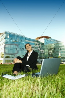 Business Outdoors